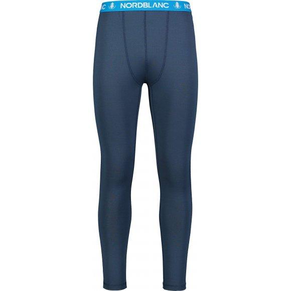 Pánské termo kalhoty NORDBLANC STARTLE NBBMD7088 ŽELEZNÁ MODRÁ