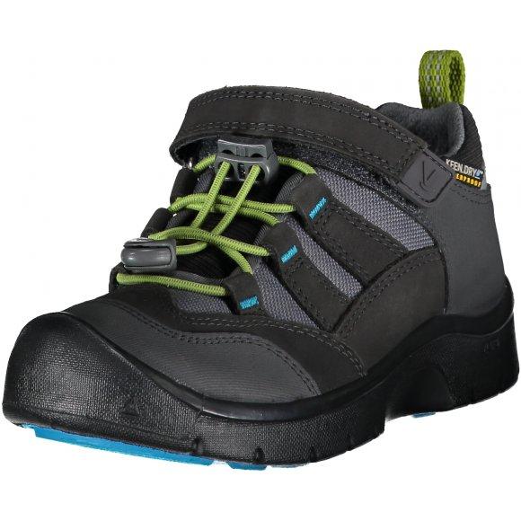 Dětské boty KEEN HIKEPORT WP K MAGNET/GREENERY