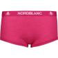 Dámské merino kalhoty NORDBLANC CUDDLE NBSPL6868 RŮŽOVÁ
