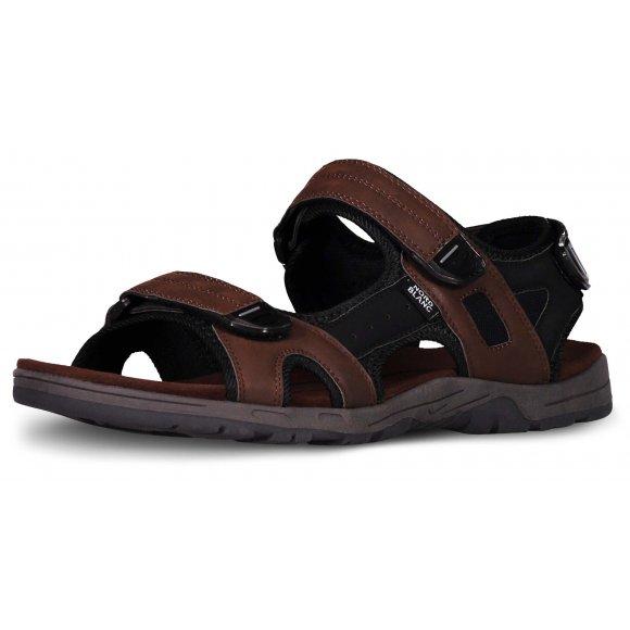 Pánské sandále NORDBLANC THONG NBSS6882 TMAVĚ HNĚDÁ