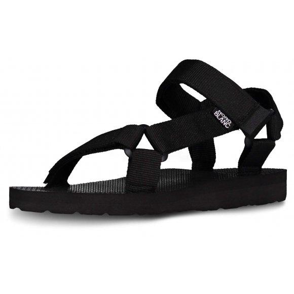 Dámské sandále NORDBLANC GLAM NBSS6883 CRYSTAL ČERNÁ