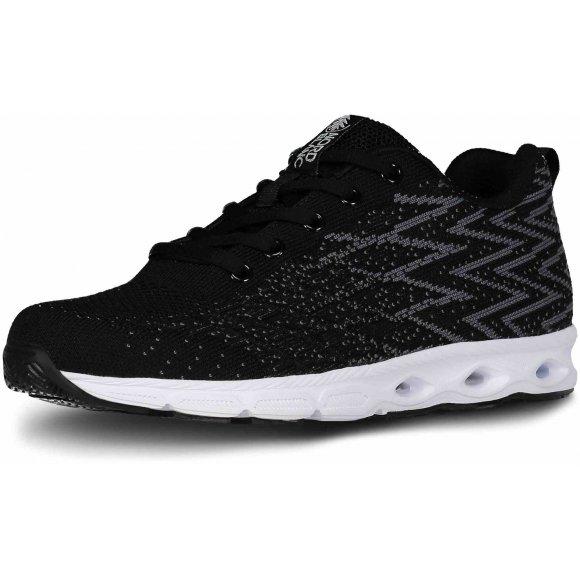 Dámské sportovní boty NORDBLANC PUNCHY NBLC6859 ČERNOŠEDÁ