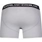 Pánské boxerky NORDBLANC FIERY NBSPM6866 SVĚTLE ŠEDÁ