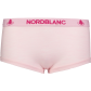Dámské merino kalhoty NORDBLANC CUDDLE NBSPL6868 RŮŽOVÝ TULIPÁN