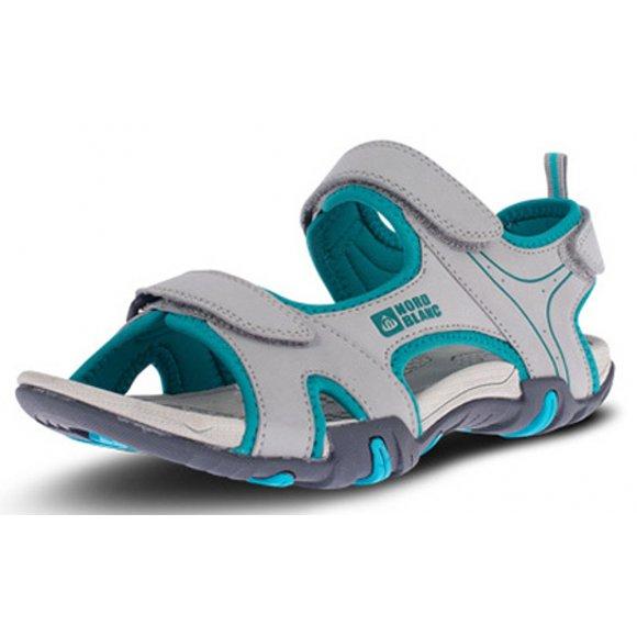 Dámské sandále NORDBLANC SLACK NBSS68 BAZÉNOVĚ MODRÁ