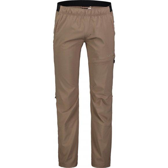 Pánské kalhoty NORDBLANC NBSPM7127 PODZIMNÍ HNĚDÁ