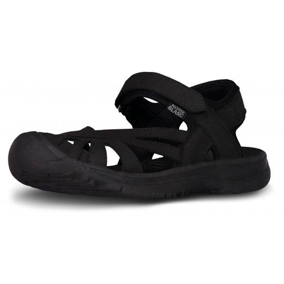 Dámské sandále NORDBLANC GLARY NBSS6881 CRYSTAL ČERNÁ