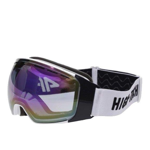 Dámské lyžařské brýle 4F D4Z20-GGD252 WHITE