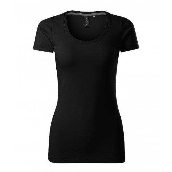 Dámské triko s krátkým rukávem MALFINI PREMIUM ACTION 152 ČERNÁ