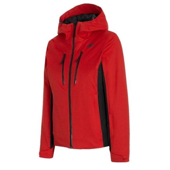 Dámská lyžařská bunda 4F D4Z20-KUDN251 RED