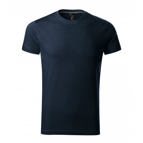 Pánské triko MALFINI PREMIUM ACTION 150 OMBRE BLUE