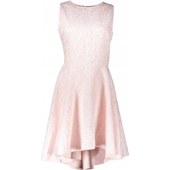Dámské šaty NUMOCO A175-1 SVĚTLE RŮŽOVÁ