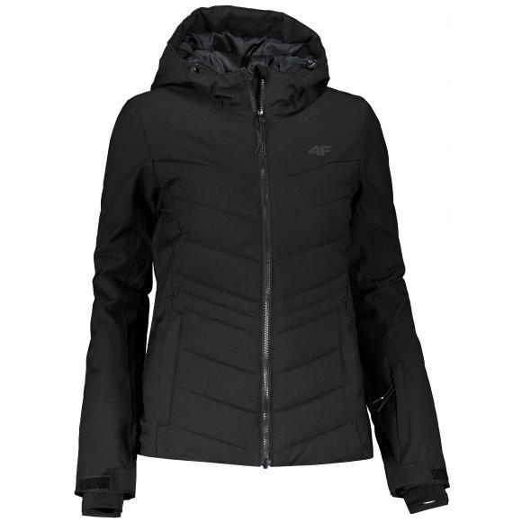 Dámská lyžařská bunda 4F D4Z20-KUDN201 DEEP BLACK