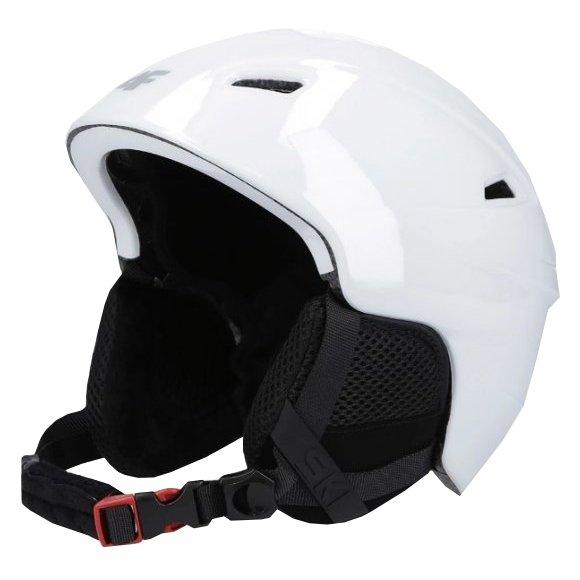 Lyžařská helma 4F D4Z20-KSD350 WHITE
