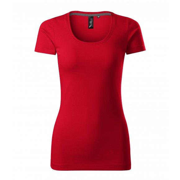 Dámské triko s krátkým rukávem MALFINI PREMIUM ACTION 152 FORMULA RED