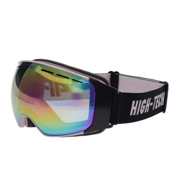 Dámské lyžařské brýle 4F D4Z20-GGD252 DEEP BLACK