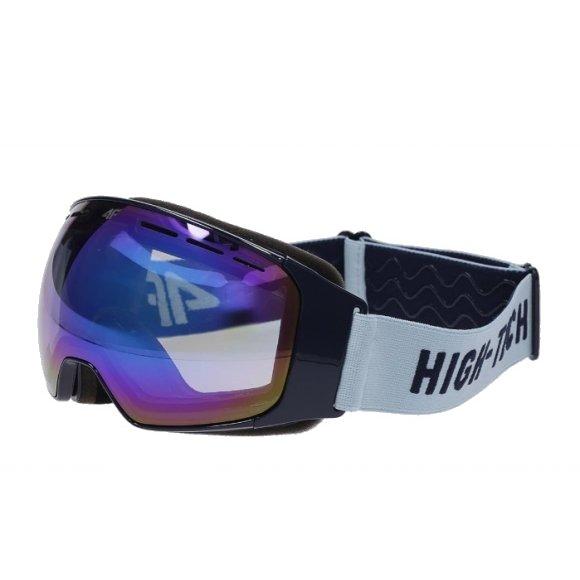 Dámské lyžařské brýle 4F D4Z20-GGD252 LIGHT BLUE