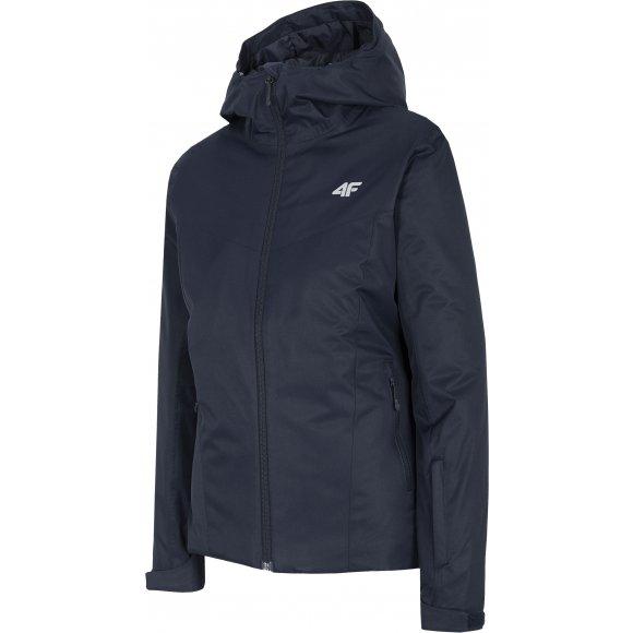 Dámská lyžařská bunda 4F D4Z20-KUDN300 DARK BLUE