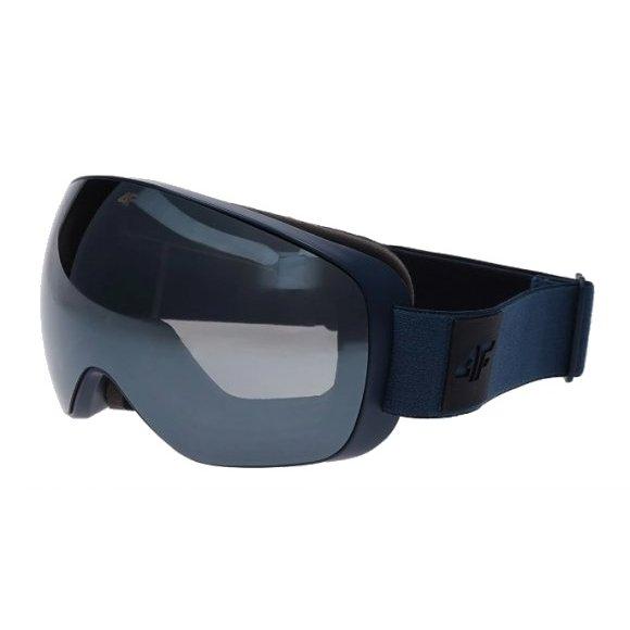 Pánské lyžařské brýle 4F D4Z20-GGM351 NAVY
