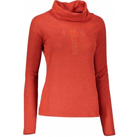 Dámské triko TORSTAI CHILLIWAK RED