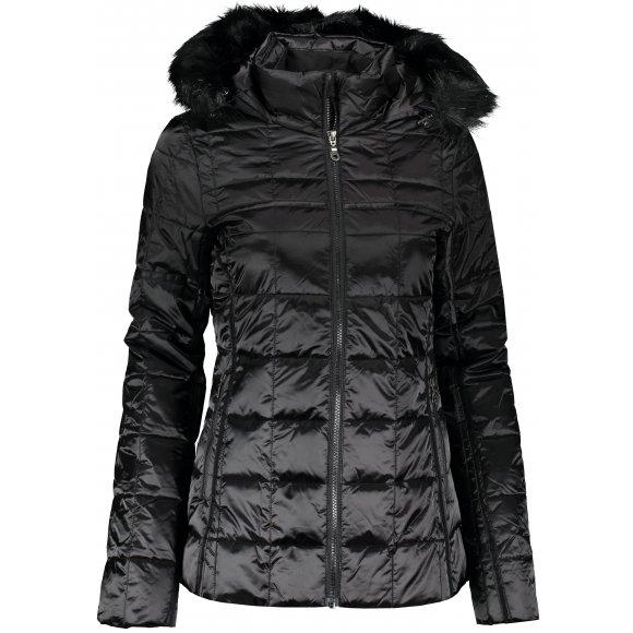 Dámská zimní bunda ALPINE PRO LEMEKA LJCS441 ČERNÁ