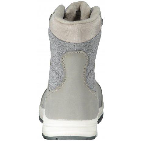 Dámské zimní boty ALPINE PRO BRAGA LBTS284 ŠEDÁ