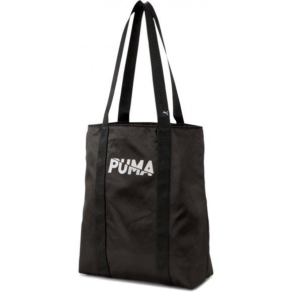 Dámská taška PUMA WMN CORE BASE SHOPPER BLACK