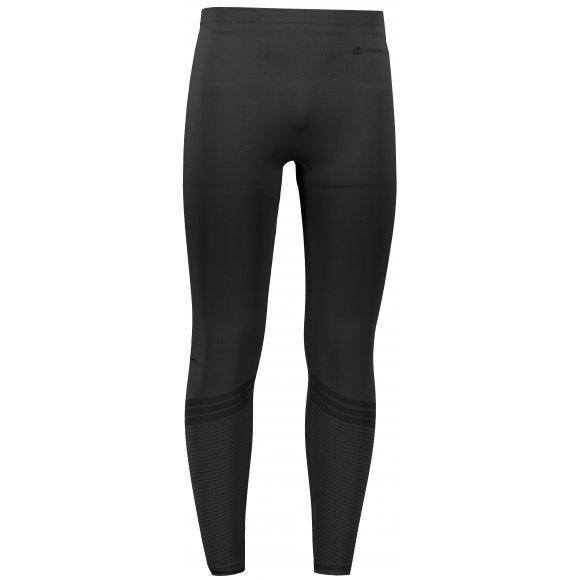 Pánské termo kalhoty ALPINE PRO KRIOS 5 MUNS061 ČERNÁ