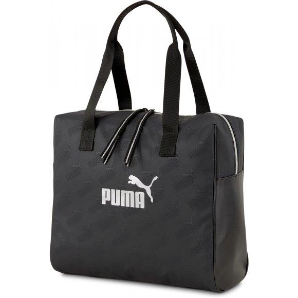 Dámská taška PUMA WMN CORE UP LARGE SHOPPER BLACK
