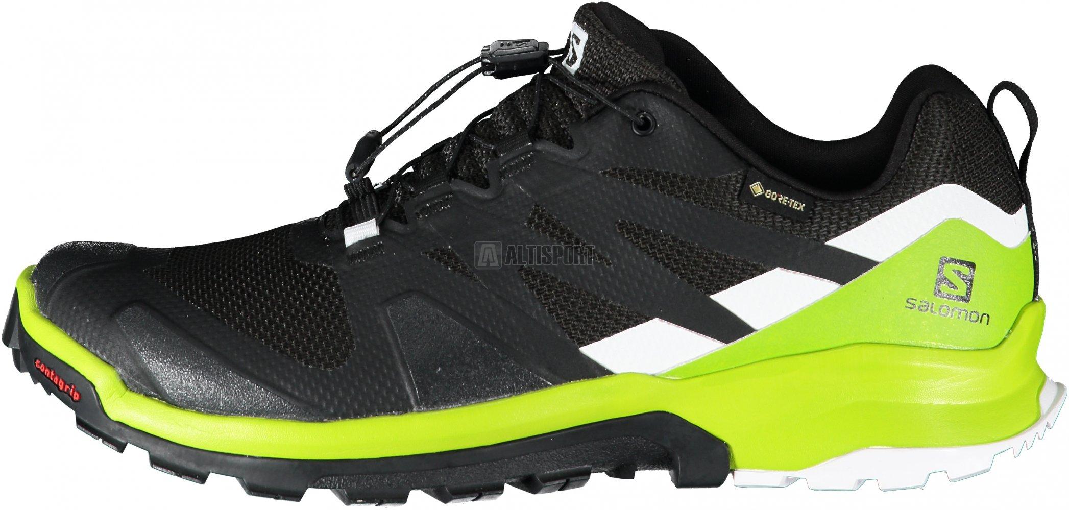 Salomon XA Rogg GTX Herren L41121900 phantom//lime green *UVP 129,99