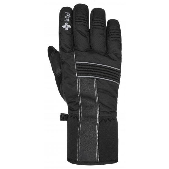 Lyžařské rukavice KILPI GRANT-U NU0021KI ČERNÁ
