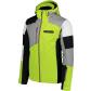 Pánská lyžařská bunda NORDBLANC NBWJM6900 JASNĚ ZELENÁ