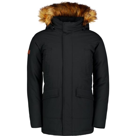 Dětská zimní bunda NORDBLANC NBWJK6946L CRYSTAL ČERNÁ