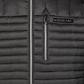 Pánská zimní bunda NORDBLANC NBWJM6918 ŠEDÝ KOUŘ