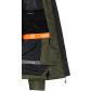 Dámská lyžařská bunda NORDBLANC NBWJL7024 OLIVOVÁ ZELENÁ