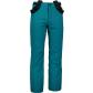 Pánské lyžařské kalhoty NORDBLANC NBWP6955 ZELENÝ SMARAGD