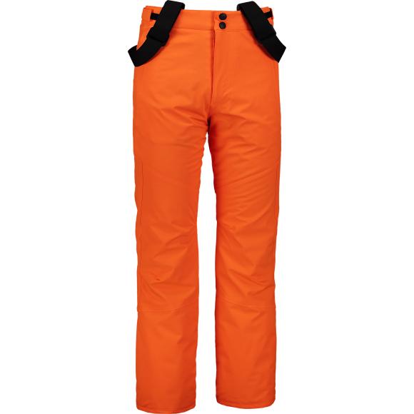 Pánské lyžařské kalhoty NORDBLANC NBWP6955 ORANŽOVÝ DÝM