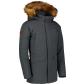 Dětská zimní bunda NORDBLANC NBWJK6946S GRAFIT