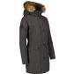 Dámský zimní kabát NORDBLANC NBWJL6941 ŠEDÝ KOUŘ