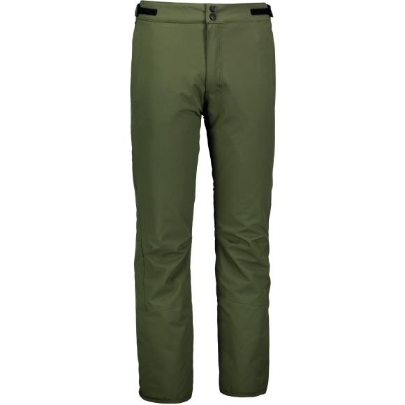 Pánské lyžařské kalhoty NORDBLANC NBWP6956 ZELENÝ SAD