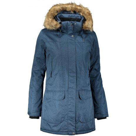 Dámský zimní kabát HANNAH GALIANO II POSEIDON MEL