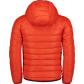 Dětská zimní bunda NORDBLANC NBWJK6947S ORANŽOVÝ INKOUST