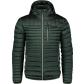 Pánská zimní bunda NORDBLANC NBWJM6918 ZELENÁ