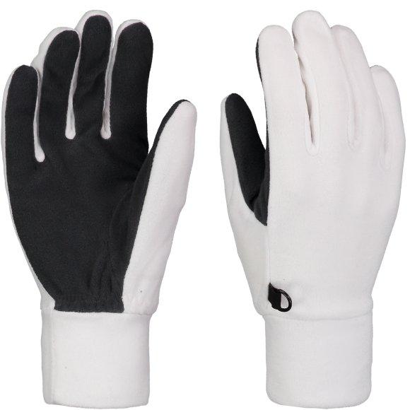 Fleecové rukavice NORDBLANC NBWG5980 BÍLÁ
