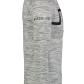 Pánská sportovní mikina NORDBLANC NBWFM6981 SVĚTLE ŠEDÝ MELÍR