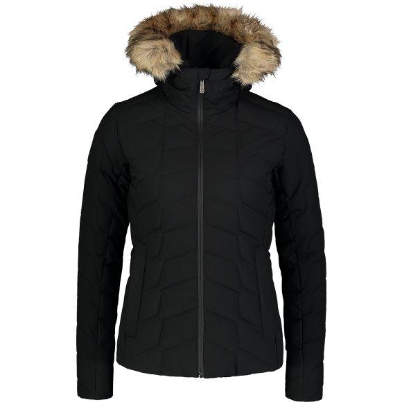 Dámská zimní bunda NORDBLANC CAGEY NBWJL7315 ČERNÁ