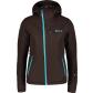 Dámská lyžařská bunda NORDBLANC NBWJL6922 TEMNĚ HNĚDÁ