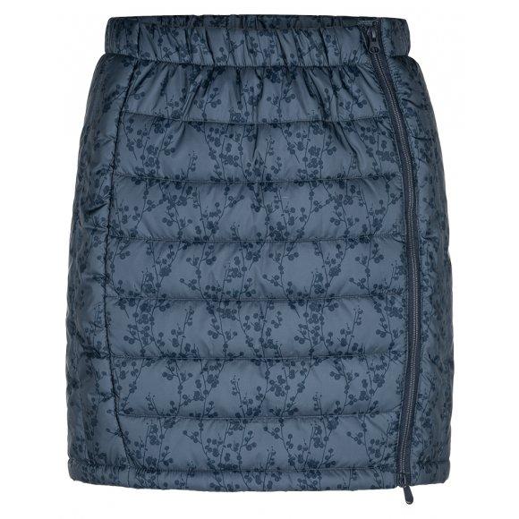 Dámská zateplená sukně LOAP IRULIA CLW20131 MODRÁ