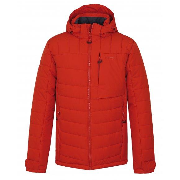 Pánská zimní bunda HUSKY NOREL M CIHLOVÁ