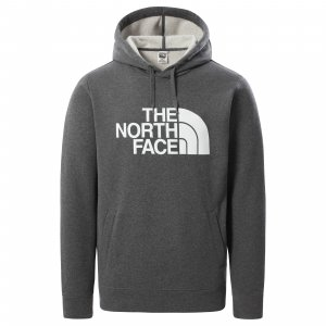 Pánská mikina THE NORTH FACE M HALF DOME PULLOVER HOODIE TNF MEDIUM GREY HEATHER